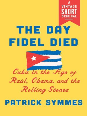 cover image of The Day Fidel Died