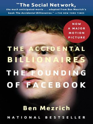 cover image of The Accidental Billionaires