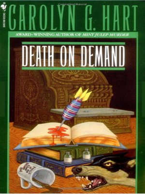 cover image of Death on Demand