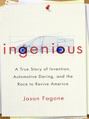 cover image of Ingenious