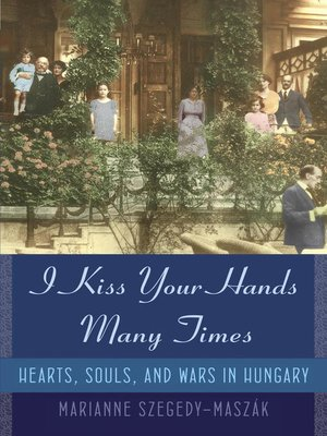 cover image of I Kiss Your Hands Many Times