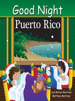 cover image of Good Night Puerto Rico