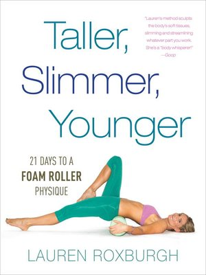 cover image of Taller, Slimmer, Younger