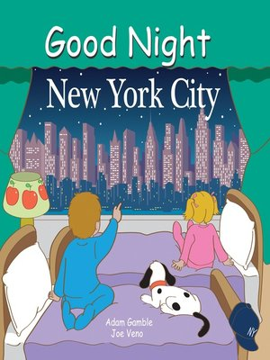 cover image of Good Night New York City