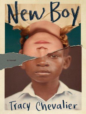 cover image of New Boy