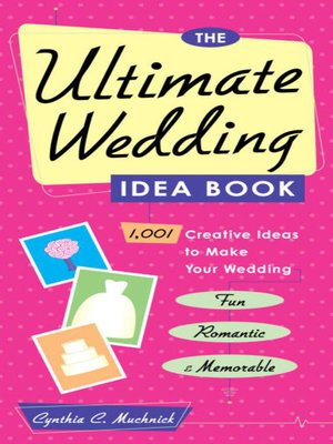 cover image of The Ultimate Wedding Idea Book