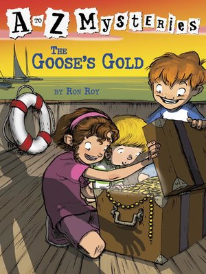 cover image of The Goose's Gold