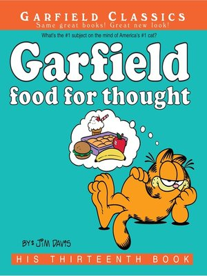 cover image of Garfield Food for Thought