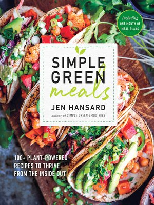 cover image of Simple Green Meals