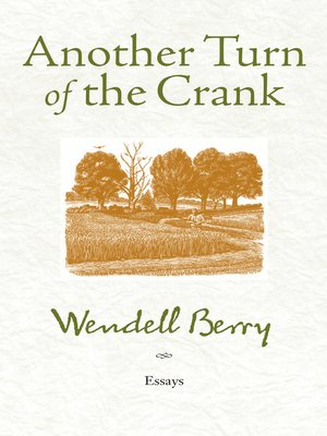 cover image of Another Turn of the Crank