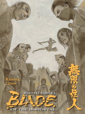 cover image of Blade of the Immortal, Volume 28
