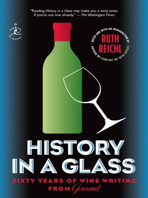 cover image of History in a Glass