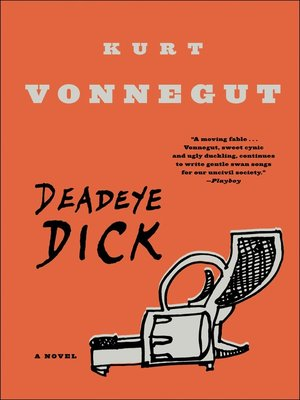 cover image of Deadeye Dick