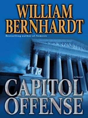 cover image of Capitol Offense