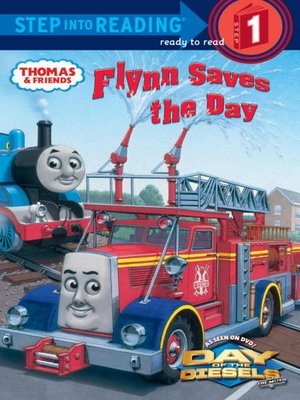 cover image of Flynn Saves the Day (Thomas & Friends)