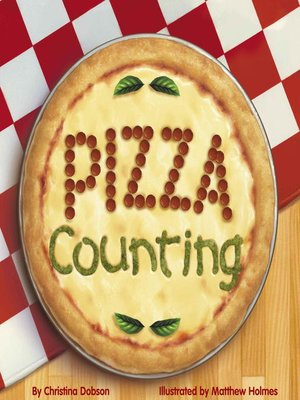 cover image of Pizza Counting