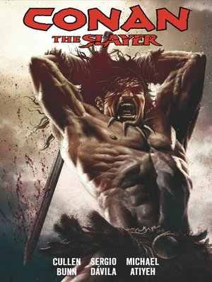 cover image of Conan the Slayer Volume 1