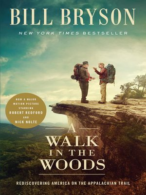 cover image of A Walk in the Woods