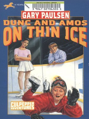 cover image of Dunc and Amos on Thin Ice