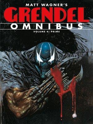 cover image of Grendel Omnibus (1986), Volume 4