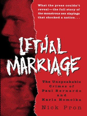 cover image of Lethal Marriage
