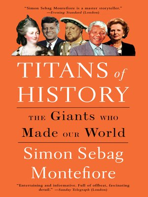 cover image of Titans of History