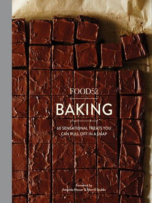 cover image of Food52 Baking