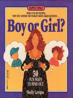 cover image of Boy or Girl