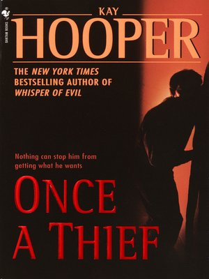 cover image of Once a Thief