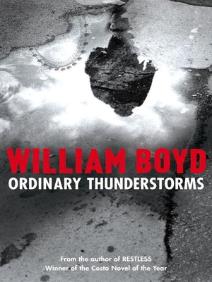 cover image of Ordinary Thunderstorms