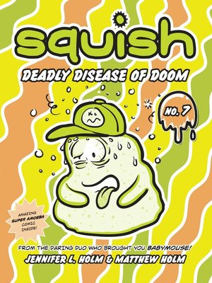 cover image of Squish #7