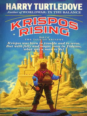 cover image of Krispos Rising