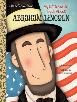 cover image of My Little Golden Book About Abraham Lincoln