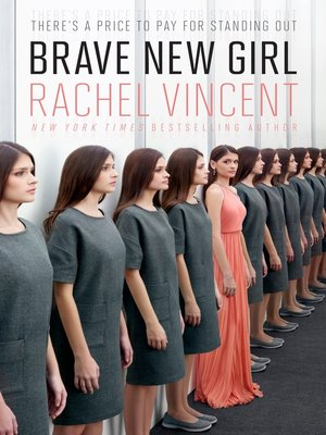 cover image of Brave New Girl