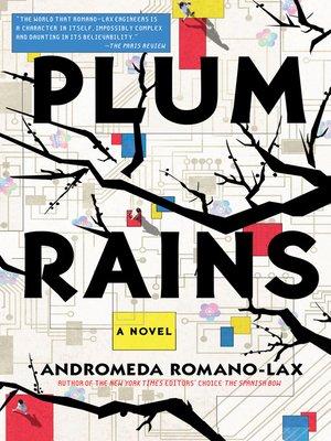 cover image of Plum Rains