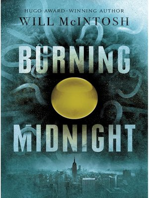 cover image of Burning Midnight