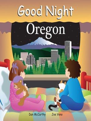 cover image of Good Night Oregon