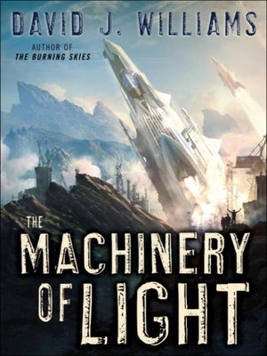 cover image of The Machinery of Light