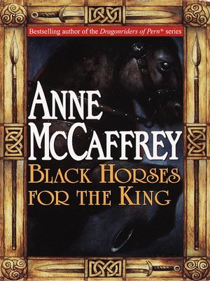 cover image of Black Horses for the King
