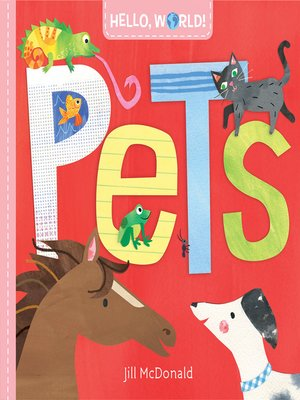 cover image of Hello, World! Pets