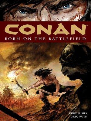 cover image of Conan, Volume 0