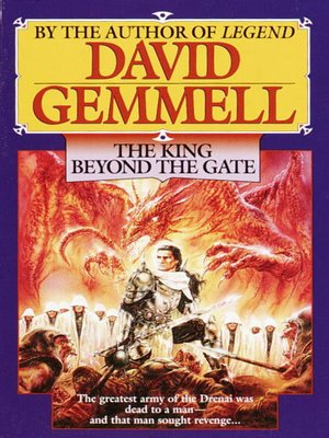 cover image of The King Beyond the Gate