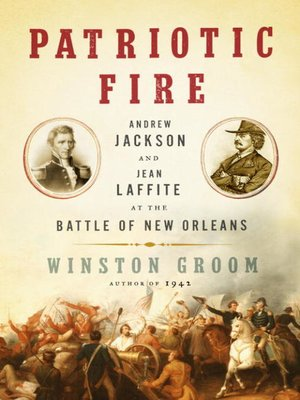 cover image of Patriotic Fire