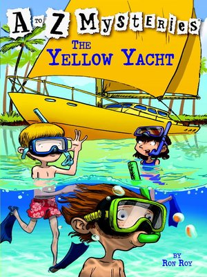 cover image of The Yellow Yacht