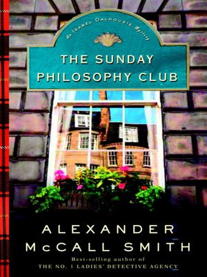 cover image of The Sunday Philosophy Club