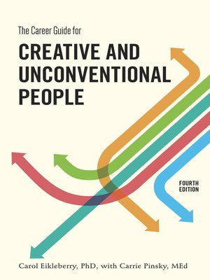 cover image of The Career Guide for Creative and Unconventional People