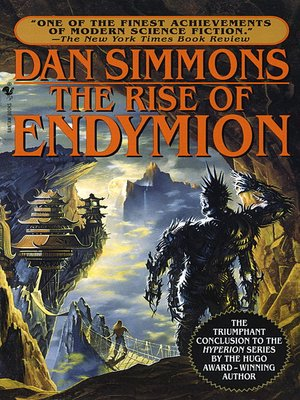 cover image of The Rise of Endymion