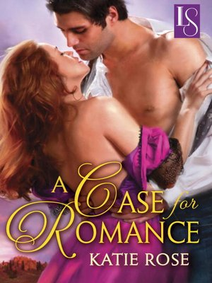 cover image of A Case for Romance