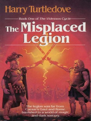 cover image of The Misplaced Legion