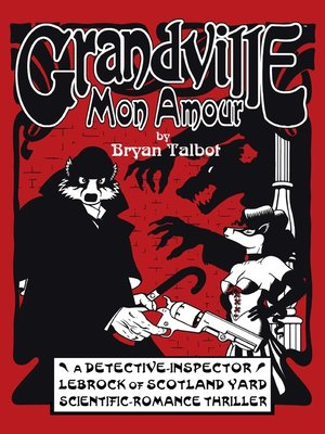 cover image of Grandville Mon Amour